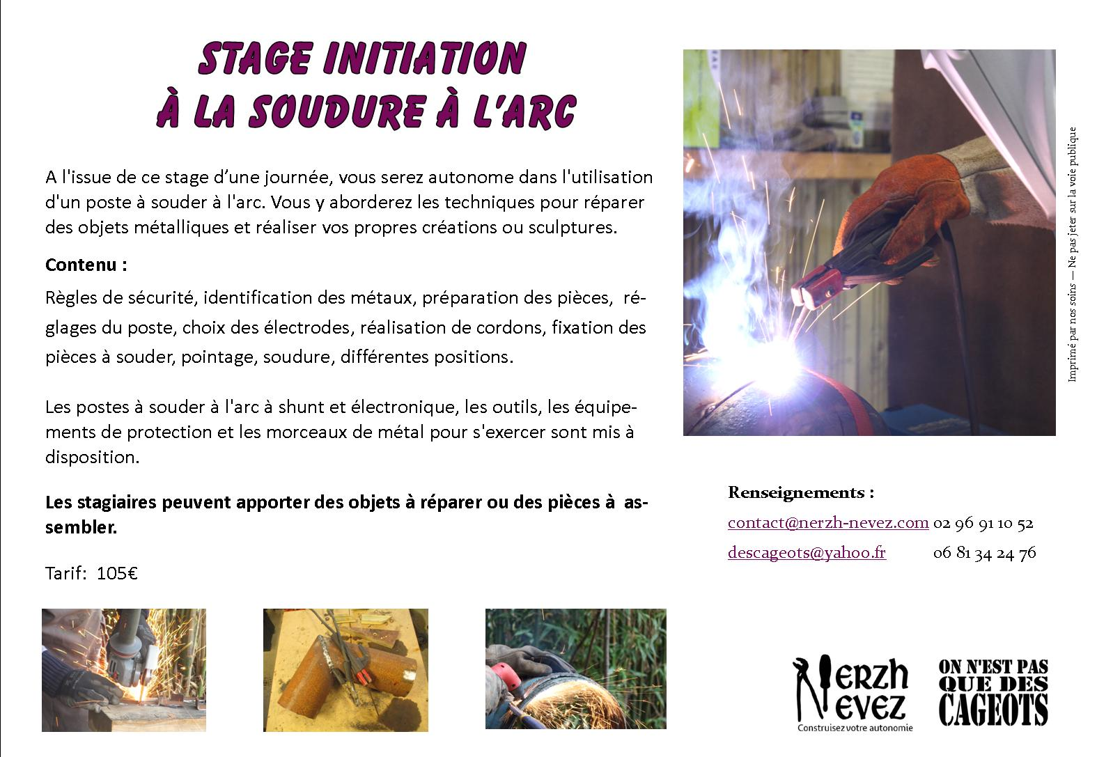 initiation soudure